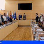 Tenerife | El CIAT guarda un minuto de silencio en señal de luto por la última víctima de violencia de género