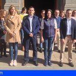 Santa Cruz condena la desaparición de una mujer en Lanzarote a manos de su marido