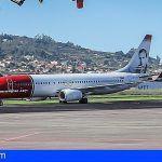 Norwegian mantendrá el 93 por ciento de su operativa con Tenerife a pesar del cierre de su base en la Isla