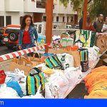 La Carrera Nocturna de Santiago del Teide recauda alrededor de 2 toneladas de alimentos