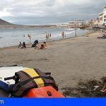 La playa de El Médano ya es apta para el baño pero se tomará un plazo de 48 hora para el análisis de enterococos
