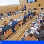 """El Cabildo de Tenerife devuelve los Presupuestos Generales del Estado por """"atentar"""" contra los intereses de la Isla"""