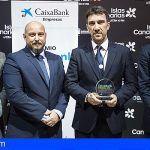 Hotel BEX D+, Grupo HD Hotels y Bahía del Duque Hotel ganan la tercera edición del Premio CaixaBank de Innovación Turísticas en Canarias