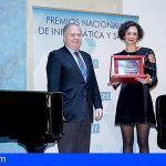 El SCS gana un galardón en los Premios Nacionales de Informática y Salud 2018