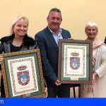 Granadilla | El Ayuntamiento agradece a la asociación benéfica Amigos de Gillian Banks su labor social con el centro de día 'Guaidyl'