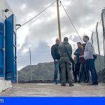 San Sebastián de La Gomera concluye la mejora de la red de abastecimiento en La Laja