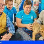 Tenerife inicia una campaña para concienciar a los niños de la responsabilidad que supone tener mascotas