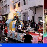 Los Reyes Magos llenan de alegría y regalos las casas de Granadilla de Abona