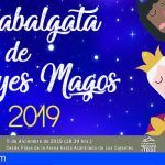 Sus majestades los Reyes Magos de Oriente preparan su llegada a Santiago del Teide