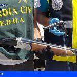 Desarticulan en Santa Cruz una organización criminal especializada en robos violentos o vuelcos