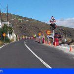 El Cabildo invierte 1,1 millones en el acondicionamiento del acceso a Igueste de Candelaria