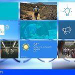 RTVE difunde la estrategia Tenerife 2030