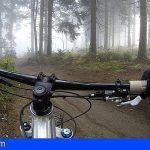 Curbelo valora los avances alcanzados en el fomento del uso de la bicicleta en La Gomera