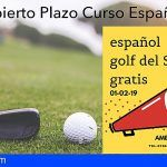 AMEC impartirá cursos de Español para extranjeros residentes en Sur de Tenerife, de manera gratuita