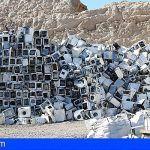 El PIRS de Arico gestionó en 2018 unas 578.000 toneladas de residuos domésticos
