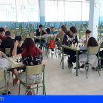 La Gomera congrega a 19 ajedrecistas en la primera concentración del año