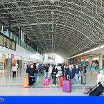 Detienen a siete personas por delitos de falsedad documental en el aeropuerto de Fuerteventura