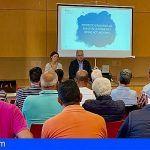 La Gomera | Curbelo destaca la relevancia del trasvase de Acanabre para la mejora de infraestructuras hidráulicas en Alajeró