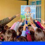 El Cabildo gomero inicia una campaña para fomentar el reciclaje en los centros escolares