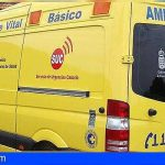 Ciudadanos de Puerto de la Cruz exige al gobierno PP-CC recuperar la Base de Ambulancia 24 horas