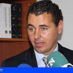 Andrés Martínez, candidato del PP a la alcaldía de Arico