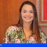 La sanmiguelera Cathaysa Delgado, madrina en la Carrera de la Mujer de Tenerife