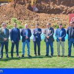 El CD Tenerife inicia los trabajos de la Ciudad Deportiva de Tenerife Javier Pérez