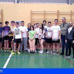 La Gomera celebra el Campeonato Insular de Bádminton