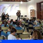 Santiago del Teide | La EMST acerca la música al alumnado de los Centros Educativos del municipio