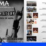 Arona celebra la décima edición del Festival Internacional de música