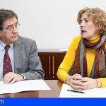 La ESSSCAN y la ULL firman un convenio para desarrollar acciones formativas académicas