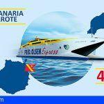 Nueva Ruta Marítima Directa: Las Palmas de Gran Canaria – Arrecife de Lanzarote