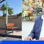 Granadilla   Transportes anuncia el acondicionamiento de 25 paradas de guagua en el municipio