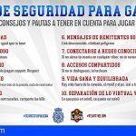 La Policía Nacional y MAD Lions E.C. crean la primera guía de seguridad para gamers