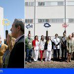 El consejero de Sanidad mantiene un encuentro de trabajo en el Hospital del Sur