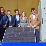 Construirán una una planta fotovoltaica de 5+5 MW en el ITER – Granadilla