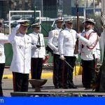 La Infantería de Marina celebra su 482 Aniversario en el Arsenal de Las Palmas