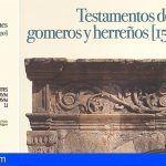 Los testamentos guanches, al descubierto en el Instituto de Estudios Canarios
