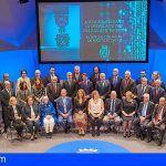 El Cabildo concede la Medalla de Oro de la Isla a las empresas de Tenerife con más de 100 años de actividad