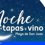 Guía de Isora | Abierto el plazo de inscripción para la Noche de Tapas y Vinos