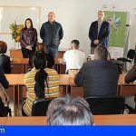Granadilla | Una quincena de desempleados se convierten en profesionales del sector agrario y en jardinería