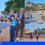 Inauguran en La Laguna el Parque Urbano Las Mantecas, el más grande del municipio