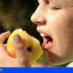 82.957 escolares en 397 centros educativos de toda Canarias se benefician este curso del Plan de frutas y verduras