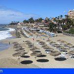 Cuatro playas canarias, entre las mejores de España, en Tenerife Playa del Duque