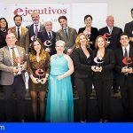 I edición de los Premios ejecutivos Tenerife