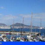 Detienen a una mujer con cuatro reclamaciones judiciales en el puerto de Las Palmas