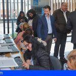 El Cabildo de Tenerife facilita el uso de las tecnologías de la información a personas dificultades para acceder a ellas