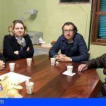 Guía de Isora | El Cabildo comprará la red de riego de la Cooperativa Nuestra Señora de la Paz para reactivar la agricultura