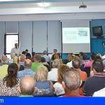 La Gomera | Cabildo y empresarios de Playa de Santiago se reúnen para abordar los avances de la línea de subvenciones