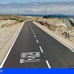 Un fallecido y un herido en una colisión frontal de dos vehículos en Arico